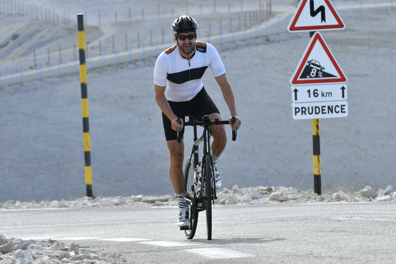 Climing Mont Ventoux three times in a day