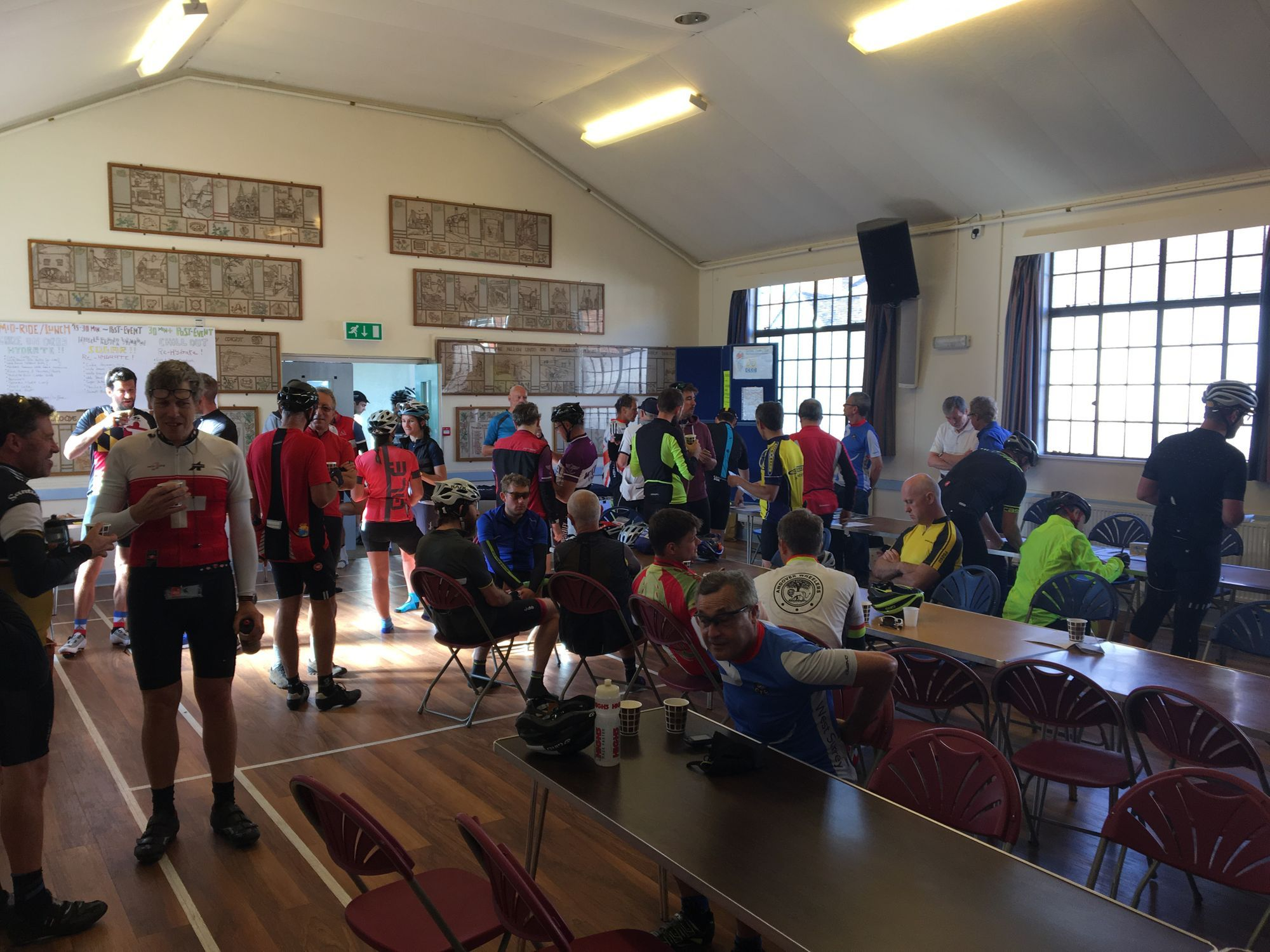 The Tour of the Hills Audax