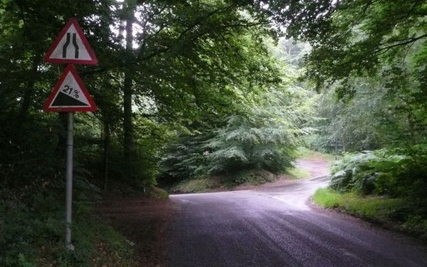 Top 10 toughest cycling climbs in the Surrey hills
