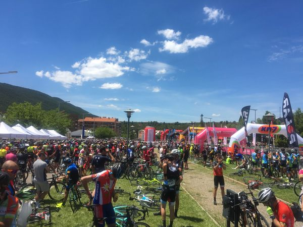 Riding your first sportive abroad